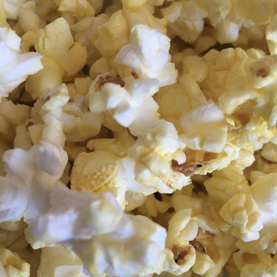 History of Popcorn