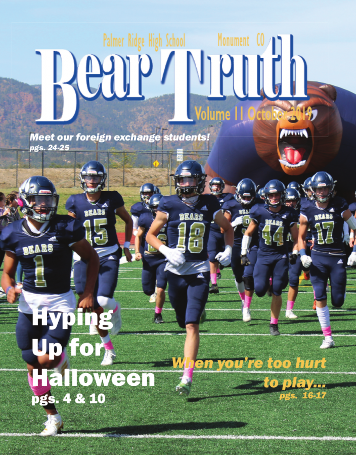 Read the Bear Truth's Print Issues Online!