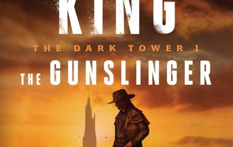 Book Review:                         The Dark Tower 1,                 The Gunslinger
