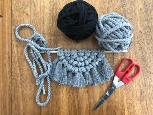 Try A New Hobby: Macramé