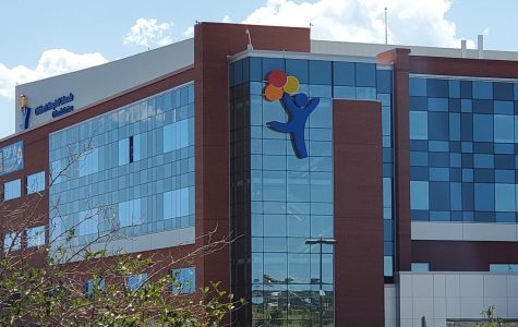 The Children's Hospital in Colorado Springs.