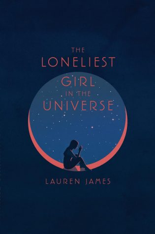"""The Loneliest Girl In The Universe"" book cover"