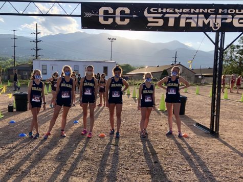 Cross Country Invited to State After Coming Out on Top at PPAC