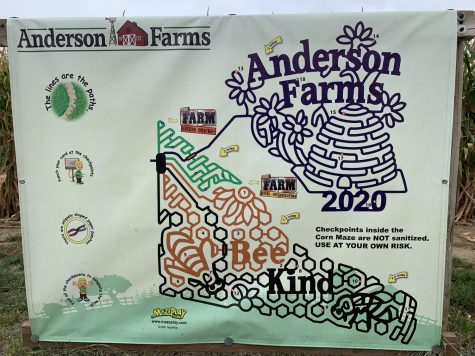 From the Pumpkin Patch to the Corn Maze, Welcome to Anderson Farms!