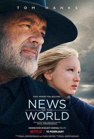 """News of the World"" is a feel-good Western Drama set in the 19th century."