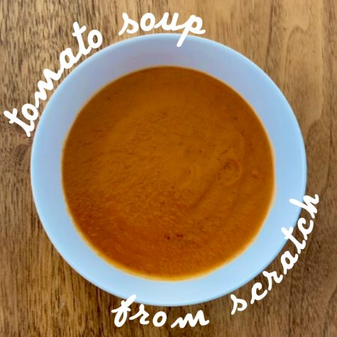 Recipe: Tomato Soup From Scratch