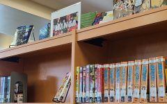 Manga Section Expanded in School Library